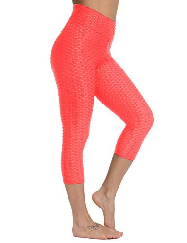 FITTOO Damen Sport Leggings Leggings Yoga Fitness Hose Lange Sporthose Stretch Workout Fitness Jogginghose - Basic Stretch-leggings