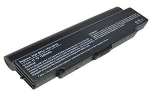 Batterie pour SONY VAIO PCG, VGN-AR, VGN-AR11, VGN-AR21, VGN-C, VGN-C51, VGN-C61, VGN-C90, VGN-CR, VGN-FE, VGN-FE21, VGN-FE28, VGN-FE31, VGN-FE33, VGN-FE53, VGN-FE92, VGN-FJ, VGN-FS