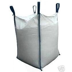 Buildershop UK Grit/River/Sharp Sand (Bulk Bag)