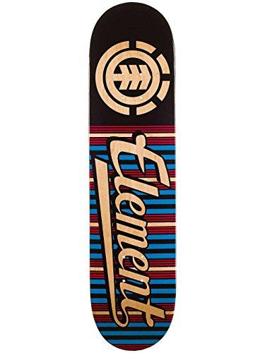 element-skateboard-decks-element-1st-phase-script-skateboard-deck-775-inch