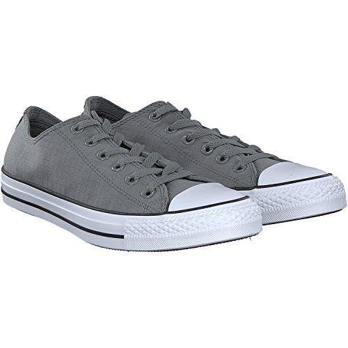 Converse All Star Ox Homme Baskets Mode Gris Grey