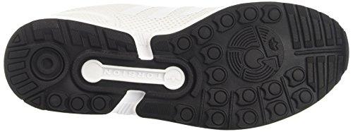 adidas Herren Zx Flux Sneaker Weiß (Footwear White/footwear White/footwear White)