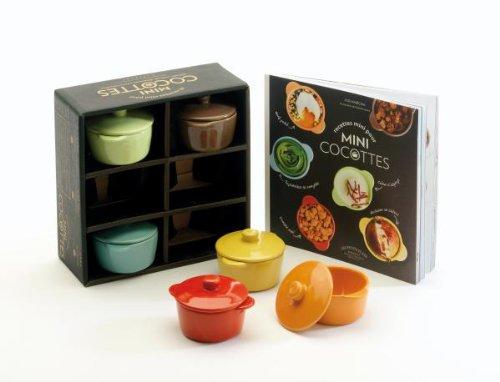 Cookin'box - Mini Cocottes par José Maréchal