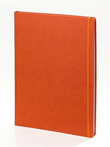 New durevole Kalpa Praga A4notebook 30x 21cm Orange