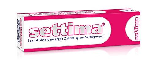 Settima Zahncreme, 2-er Pack (2  x 25 ml)
