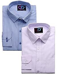 Koolpals Combo Of 2 Cotton Shirts - B017FK2J9W