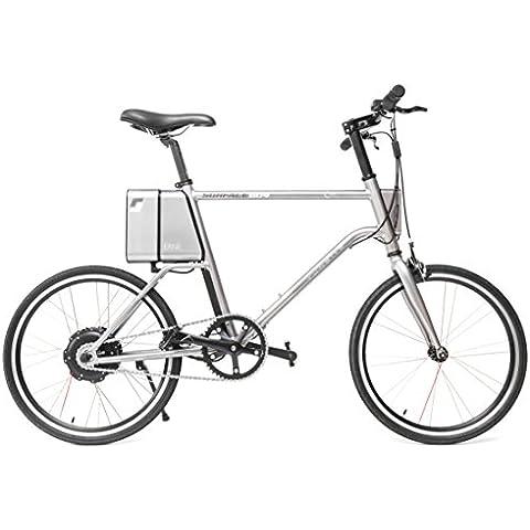 E-Bike yunbike C1Uomo, in alluminio bicicletta elettrica