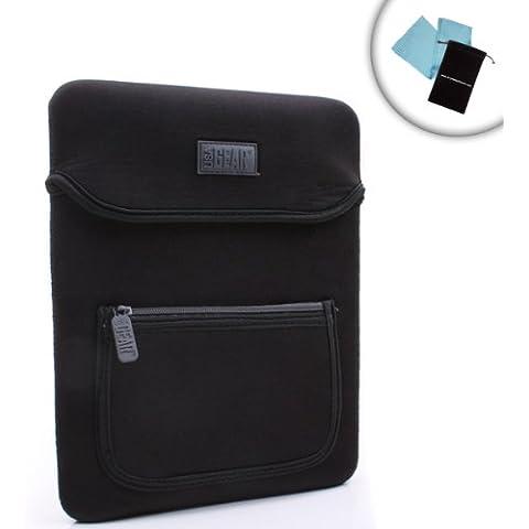 USA Gear - Custodia con tasca frontale per Tablet da 10,1