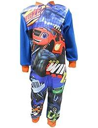 Blaze and the Monster Machine - Pijama dos piezas - para niño