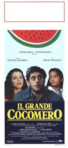 The Great zucca Poster film costruzione 13 x 28, 34 cm x 183 cm, motivo: Sergio Castellitto Anna Galiena Alessia Fugardi Silvio Vannucci Panelli Alessandra
