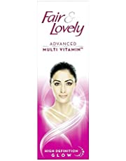 Fair & Lovely Advanced Multi Vitamin Face Cream, 110 g