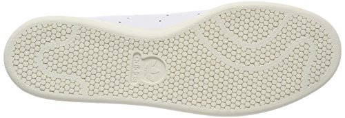 Adidas Herren Stan Smith Sneakers Elfenbein (ftwr Bianco / Ftwr Bianco / Collegiale Verde)