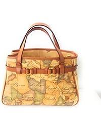 Amazon.it  ALVIERO MARTINI - Marrone  Scarpe e borse 1aa01eed64f