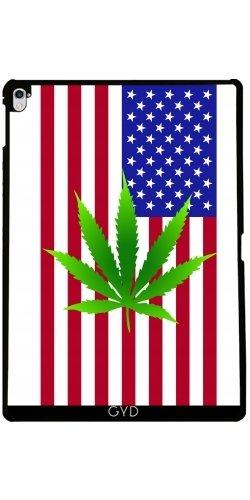 funda-para-apple-ipad-pro-97-pulgadas-americano-bandera-de-malezas-by-loki1982