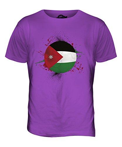 CandyMix Jordanien Fußball Herren T Shirt Violett