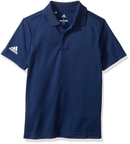 adidas Golf Performance Polo, Unisex, Collegiate Navy, S (Taylormade Golf-gürtel)