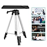 Neewer Support Trépied de Projecteur en Alumimium, Support Muni de Plaque pour...