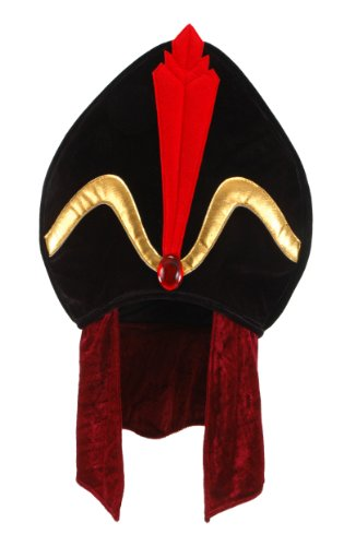 Disney Aladdin Jafar Costume Hat Adult One (Disney Jafar)