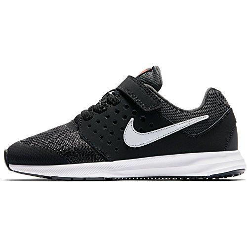 Nike Downshifter 7 (PSV), Chaussures de Fitness Femme Noir (Black)