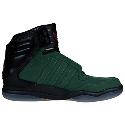 Adidas Herren Tech Street Mid Sneaker Grün