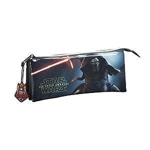 Safta- Star Wars-Estuche portatodo Triple 811545744