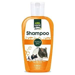 Shampoing pour Rat et Souris, Parfum melon, 125ml - HAMIFORM