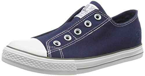 Dockers by Gerli 36UR202-710660, Damen Sneakers, Blau (navy 660), 39 EU