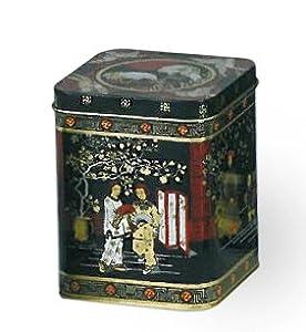 Buzz Boîte à thé en métal Style japonais classique–113g–Hauteur?: 9,5cm