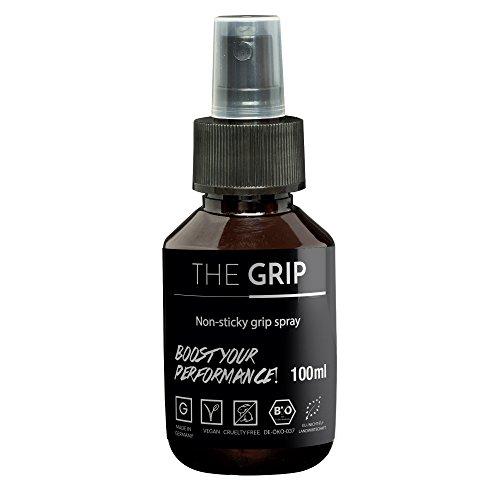 The Grip Performance Gripspray | Erhöht Grip beim Bouldern, Gewichtheben, etc. | einfach anzuwenden | kein Staub | 100ml