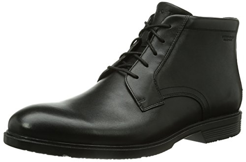Rockport - Stivali, Uomo Nero (Black WP LEA)