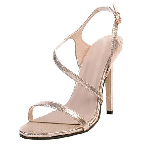 Azbro - Cinturino alla caviglia Donna Oro