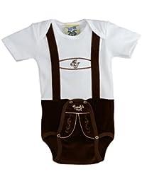 Isar-Trachten - Body - para bebé niño