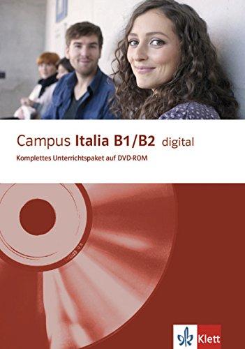 Campus Italia B1/B2 digital: DVD-ROM