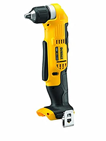 DeWalt 18V XR Lithium-Ion Body Only Cordless 2-Speed Angle Drill