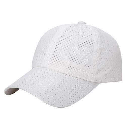 AIEOE - Gorra Verano Tenis Hombres Playa Gorro Golf