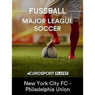 Fußball: MLS 2018 - Nordamerikanische Profiliga - Playoffs: New York City FC - Philadelphia Union
