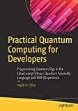 Practical Quantum Computing for Developers: Programming Quantum Rigs in the Cloud using Python, Quantum Assembly Languag