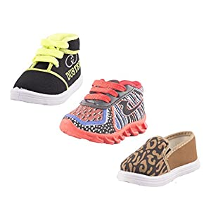 Hot-X Baby Boys Shoes Combo 10