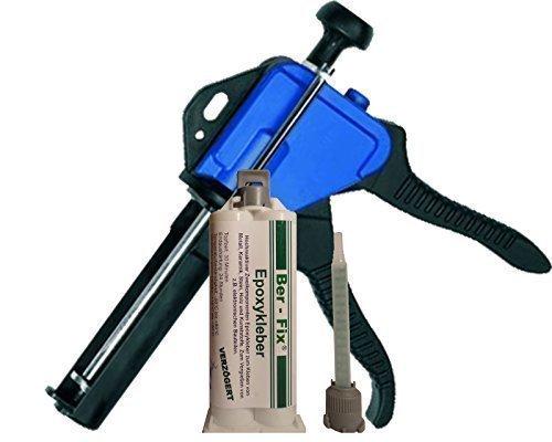 epoxy-steinkleber-dosierpistole-und-10-mixtllen-30min-verzgert-glas-metall-holz-stein-miteinander-un