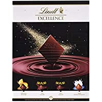 Lindt Excellence Adventskalender, 1er Pack (1 x 250 g)