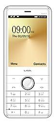 Lava Spark i7 (White-Gold)