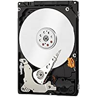 "Western Digital Blue Mobile - Disco duro interno de 320 GB (5400 RPM, SATA III, 2.5""), color negro y plateado"