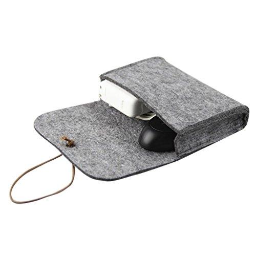 Custodia Universale Baymate Per Dispositivi Elettronici Di Custodia Per Piccoli Dispositivi Grigio Scuro