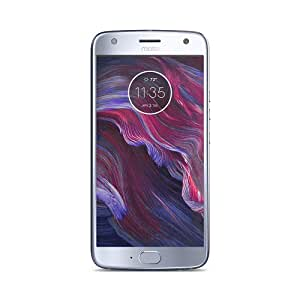 Motorola Moto X4 Smartphone da 4 GB, Sterling Blu