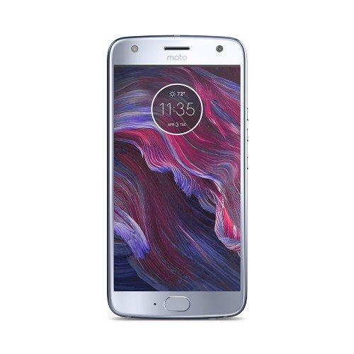 "Motorola Moto X 4 SIM doble 4G 64GB Azul - Smartphone (13,2 cm (5.2""), 64 GB, 12 MP, Android, 7.1 Nougat, Azul) - Versión Italiana"
