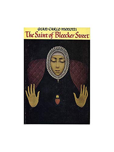 Gian-Carlo Menotti: The Saint of Bleecker Street (Vocal Score) Noten für Opera, Choral