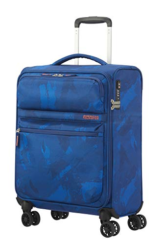 American Tourister Matchup Koffer, 55 cm, 42L, Camo Blue -