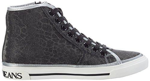 Silber Jeans Armani Sneakers Damen argento 9252277p615 17IIqd