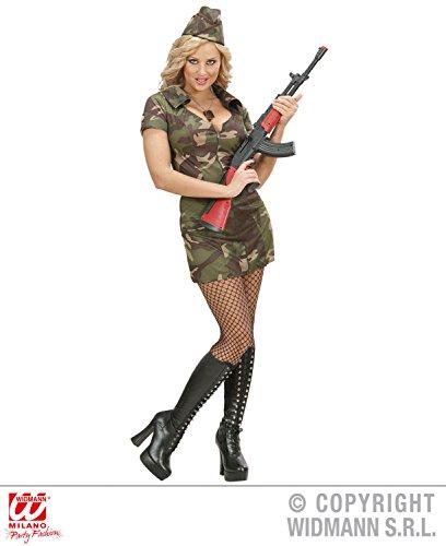 Imagen de widman s/70473  disfraz de militar para mujer, l alternativa