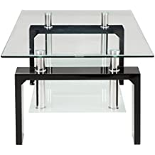 Royal Oak Atlas Coffee Table (Black)